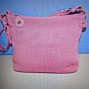 The SAK Pinkish Purple Shoulder Bag Handbag, Purse